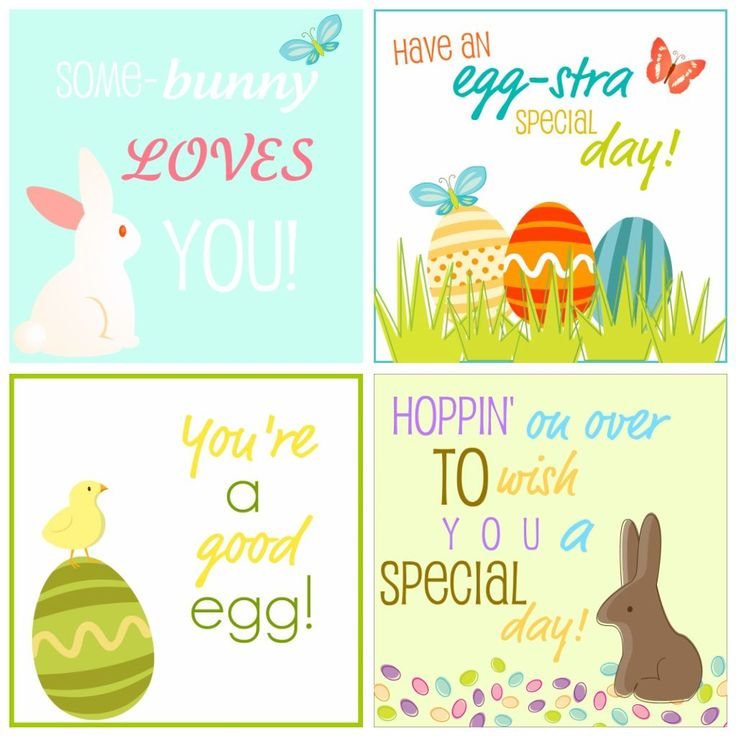 Free Easter Lunch Box Notes for some bunny special  {Enchanted Yankee}  #lunchbox #CelebrateEaster