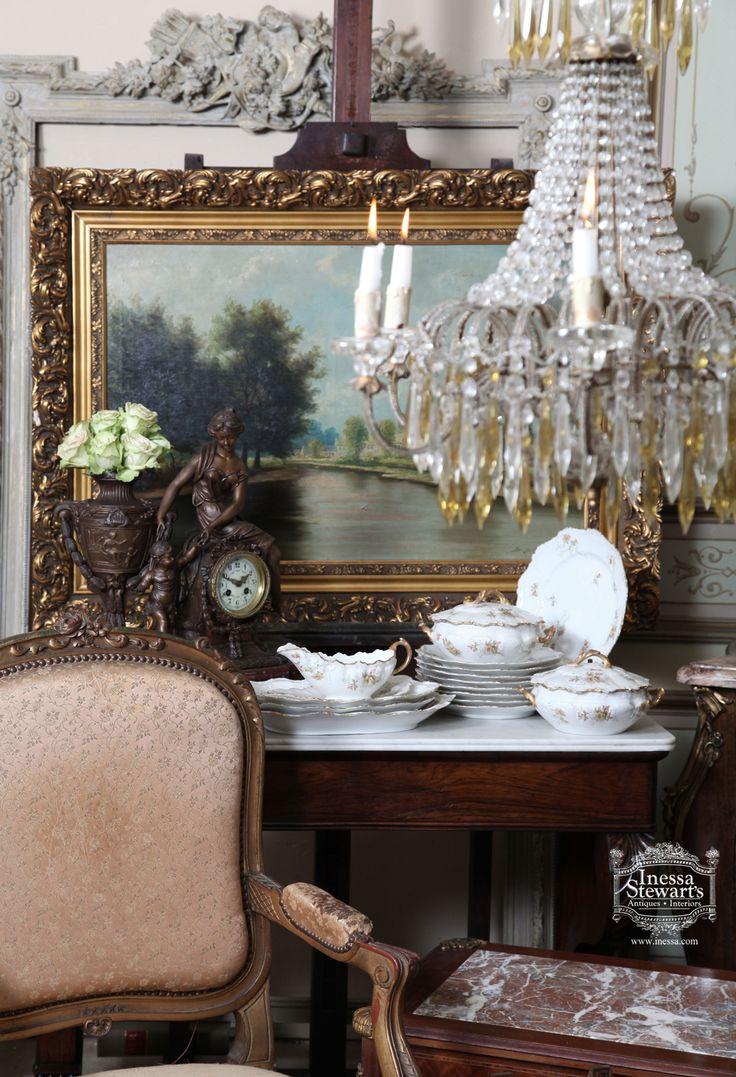 191 best Antique Store line Belle Brocante