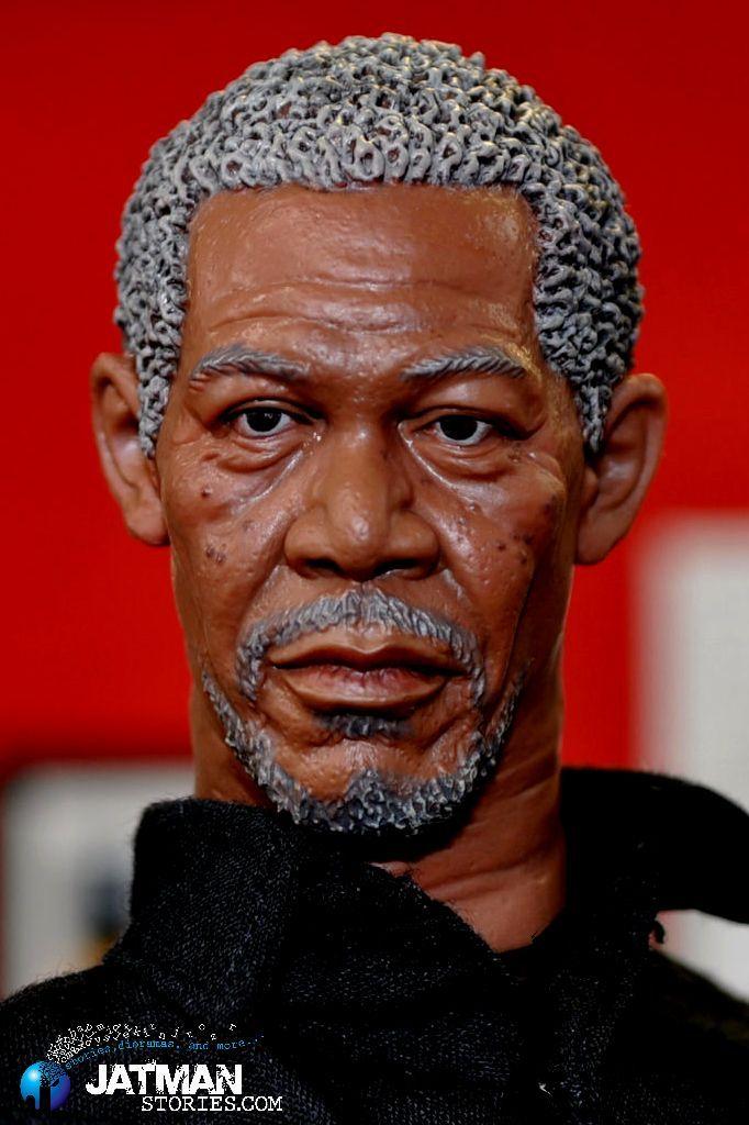 Morgan Freeman by JATMANStories.com