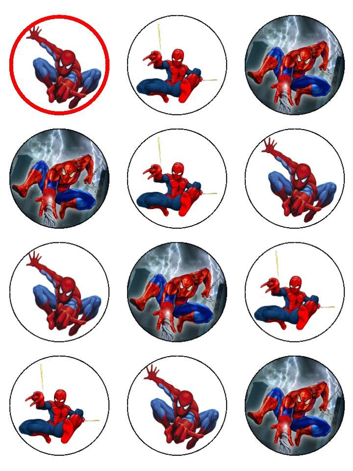Charity Cupcake Toppers Muffin Cases Edible Icing Photo Cake