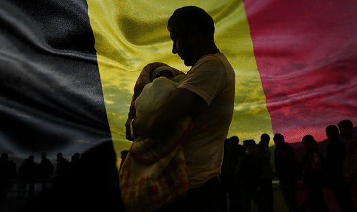 Bailiffs order Belgium government to pay almost £4k a DAY until Syrian family given visa. Officials have ignored the ruling and warned the decision by the Belgian Council for Alien Law Litigation (CGVS) that rules on visa matters could have far-reaching consequences, with thousands of others living in war zones flocking to Belgian embassies to demand legal passage to the country as well. (No, nowt on the EUrophile BBC news tonight about this. jp.)