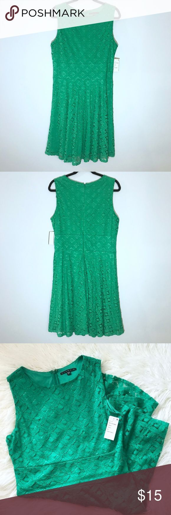 #dress #green #greenlacedress #Größe #halblanges…