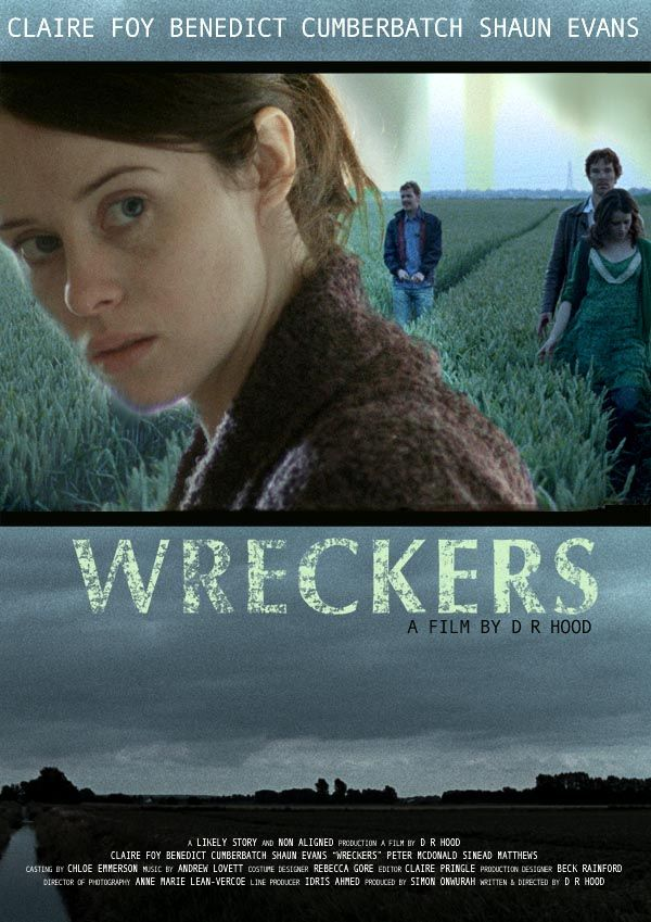 images posters movie Wrecker | Wreckers 2011 WEBRip XViD-PLAYNOW