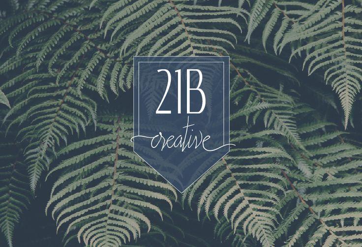 New logo for 21B Creative