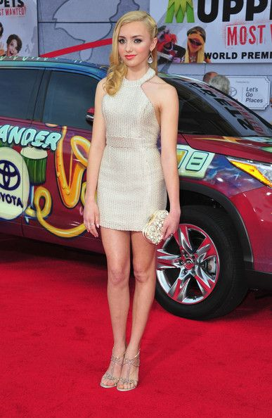 Peyton List Photos: 'Muppets Most Wanted' Premieres in Hollywood — Part 3