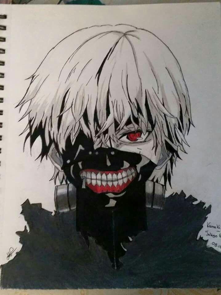 Kaneki Ken - Tokyo Ghoul