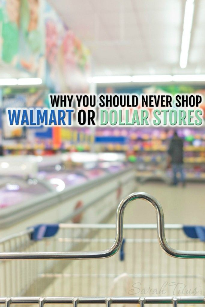 So much truth in this article!!! I still gave clothes from Target that I bought when I was in college 10 years ago and I still wear it all...and it all still looks perfect!!! Walmart clothes? Hell no. Think before you waste your time and money!