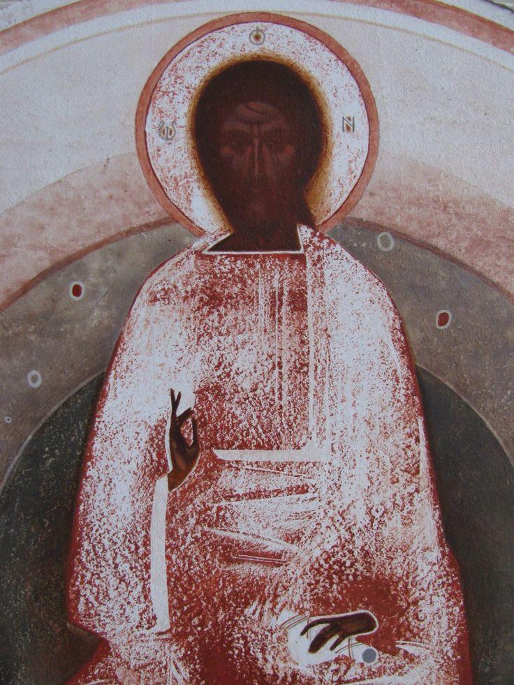 Ivanka Demchuk born in 1990, modern icon painter
