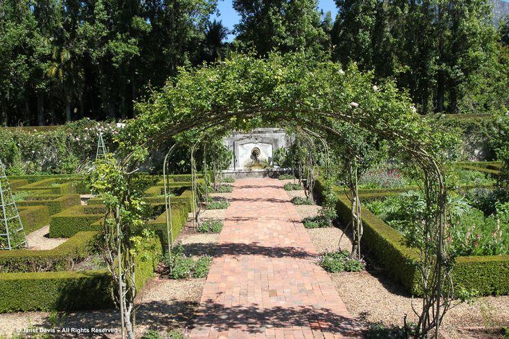 Stellenberg-Rose Arches