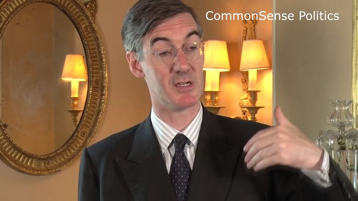 Jacob Rees Mogg eloquently talks on Brexit