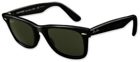 Ray-Ban Original Wayfarer Polarized Sunglasses