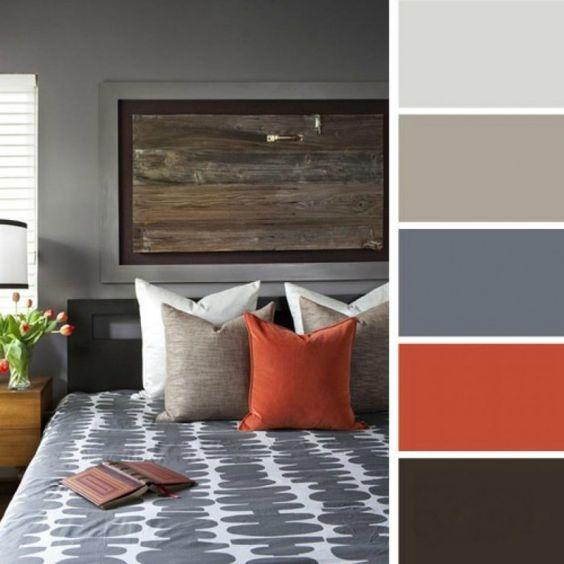 Mejores 66 im genes de colores para dormitorios modernos for Colores para recamaras matrimoniales segun feng shui