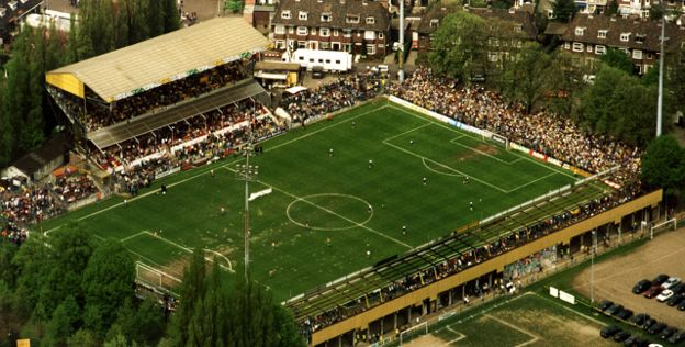 Het NAC-Stadion aan de Beatrixstraat in Breda was een Nederlands voetbalstadion. Tussen 1940 en 1996 was het de thuishaven van voetbalclub NAC Breda.