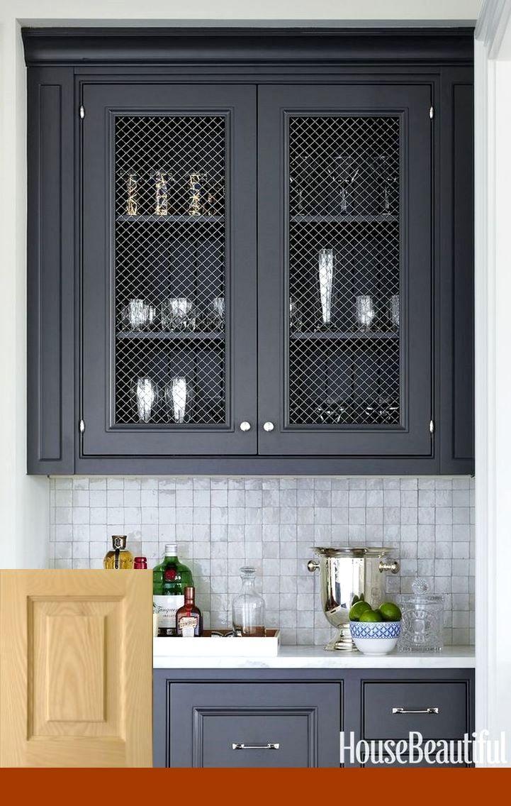 Kitchen Design Ideas On Pinterest Smallkitchenremodeling Kitchenbeforeandafter Kitchen Remodel Small Kitchen Remodel Black Kitchen Cabinets