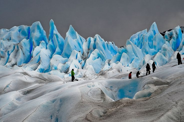 Parque Nacional Los Glaciares (Spanish: The Glaciers) is a national park in the Santa Cruz Province, in Argentine Patagonia. It comprises an area of 4459 km². In 1981 it was declared a World Heritage Site by UNESCO.