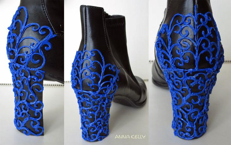 3D Pen Templates for Shoes