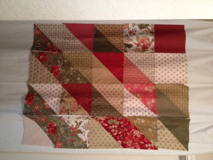 The Dark Side…or Not Layer Cake Quilt