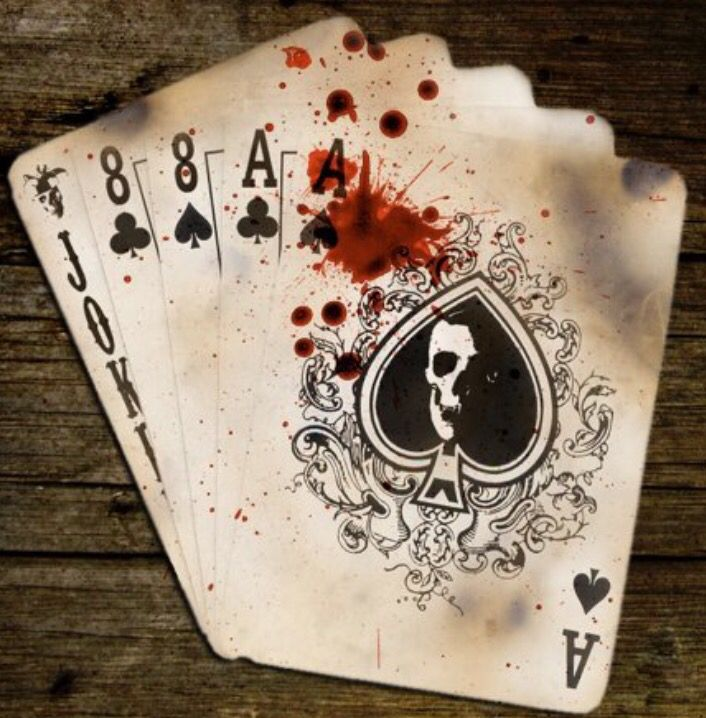 Dead Man's Hand Tat idea