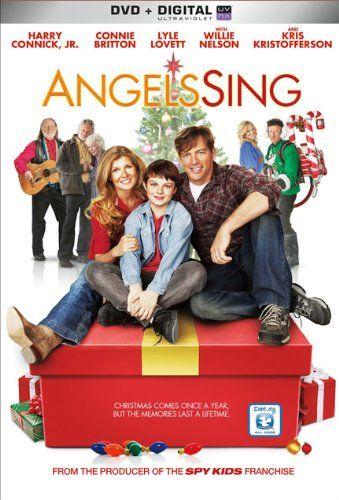 Angels Sing DVD 2013 Region 1 US Import NTSC: Amazon.co.uk: Harry Jr. Connick, Lyle Lovett, Chandler Canterbury, Fionnula Flanagan, Connie B...
