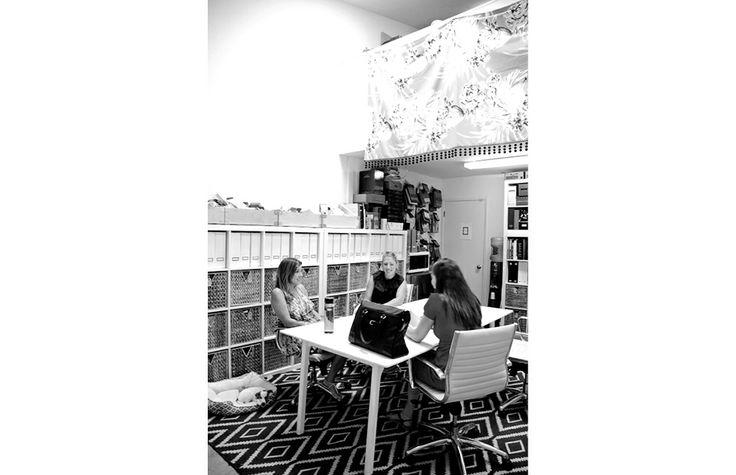 Ashley Manhan Andrea DeRosa Co Founders Of Avenue Interior Design