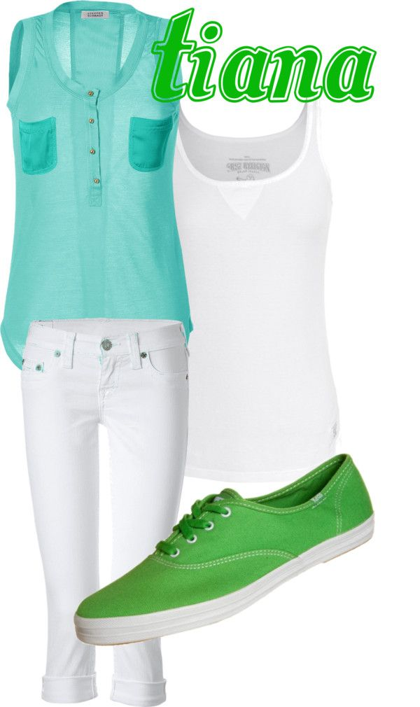 """""""Tiana's teen outfit"""" by loonylunalovegood on Polyvore"""