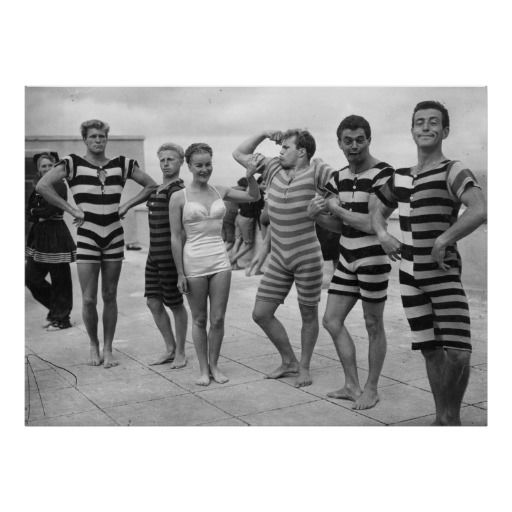 12 Best Images About Old Timey Bathing Suits On Pinterest