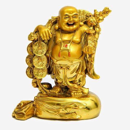 Rubbing her buddha like belly - 3 2