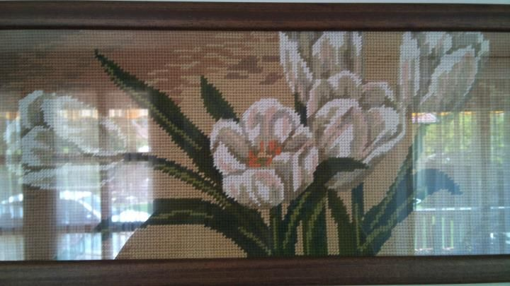 Goblein tulipánok