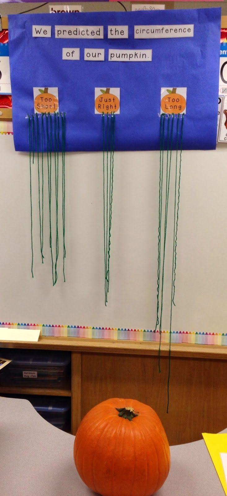 Pumpkin Unit! TONS of Math, Literacy, & Writing Activities