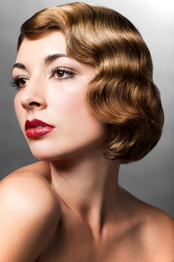 Phillip Todd Collection | Hair styles, 1930s hair, Vintage ...