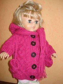 Fiche N° 5: manteau à capuche