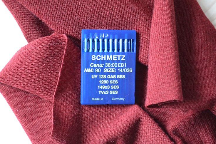 Швейные иглы для трикотажа