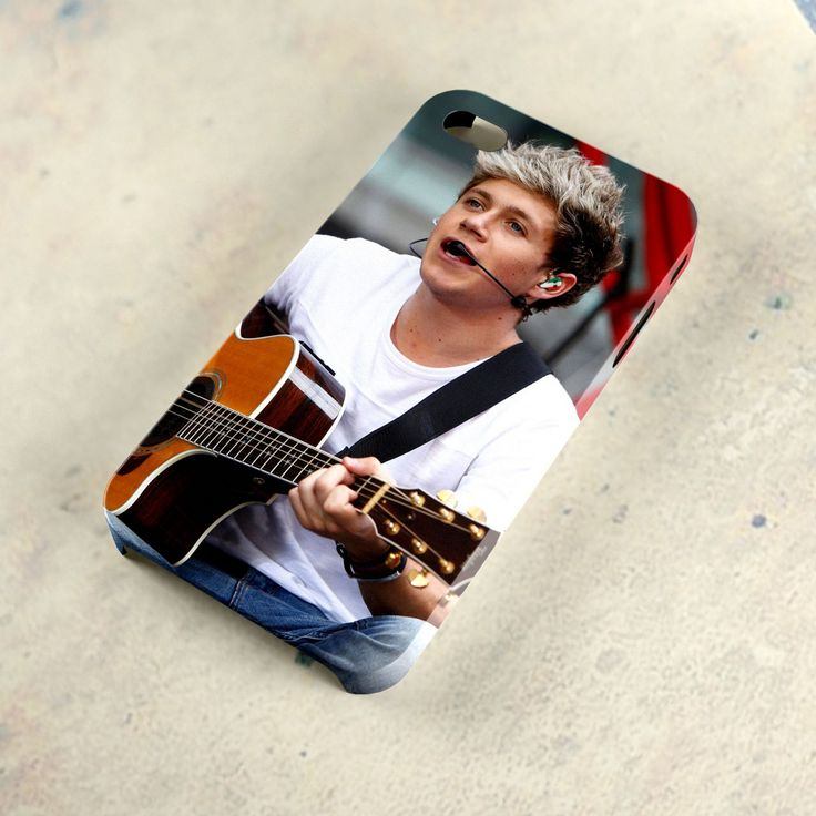 Niall+Horan+guitar+perform+One+Direction+Mode+iPhone+4/4s+Case