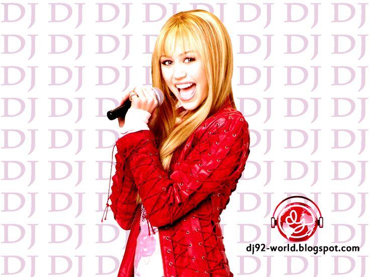 Hannah Montana Season 2 Highly Retouched Quality Photoshoot ...