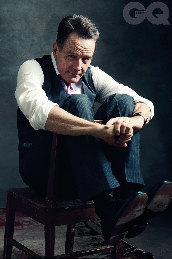 Breaking Bad's Bryan Cranston covers GQ - GQ.COM (UK)