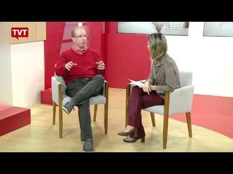 Jornalista Vitor Nuzzi lança livro sobre Geraldo Vandré - YouTube