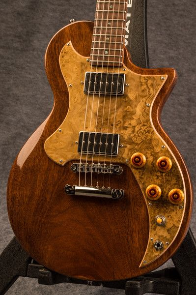 FEATURES ON ALL MODELS BODY WOOD: Butternut (Just like 50's & 60's swamp ash), Mahogany, Walnut NECK WOOD: Mahogany NECK: 2 Way Adjustable Truss Rod, 2 Carbon Fiber Reinforcement Rods FINGERBOARD: Ebo