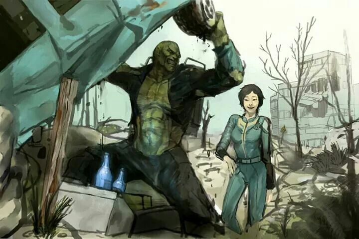 Fallout 3 Anime Characters : Best fallout images on pinterest geek stuff