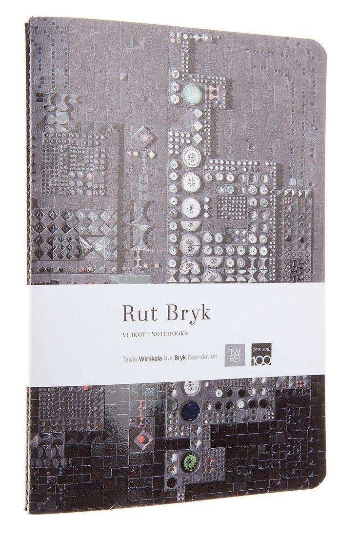 Rut Bryk notebook