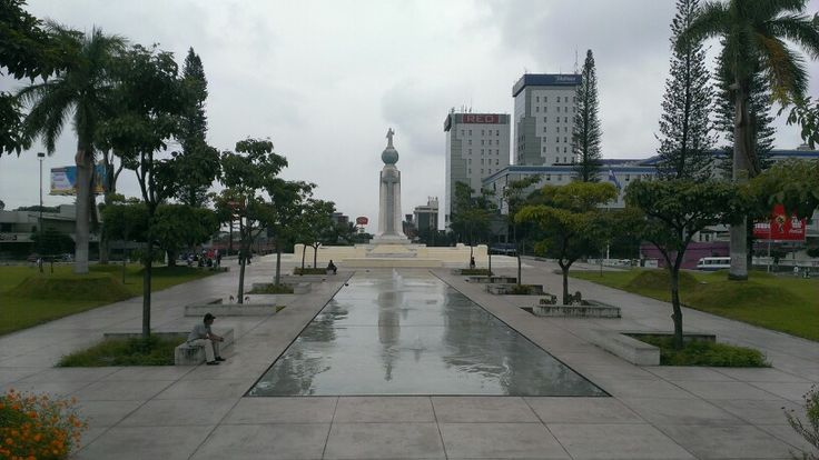 Divino Salvador del Mundo. San Salvador, El Salvador