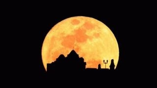 Dont forget to look at the full moon Saturday night...it coincides with the moons perigee  its closest approach to Earth.
