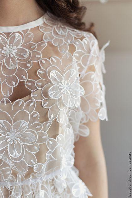 Платья ручной работы. Платье SS15. Baby-Doll Shop. Ярмарка Мастеров. Платье невесты, платье для выпускного, Платье в цветочек