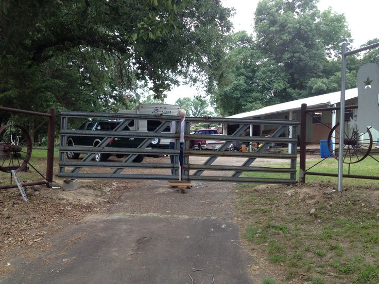 Gates redone