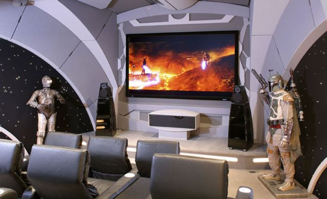 Best Home Movie Theatres