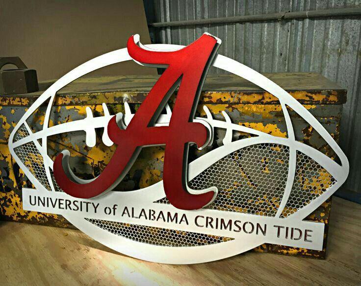 Alabama Wall Decor 278 best alabama roll tide football images on pinterest | alabama