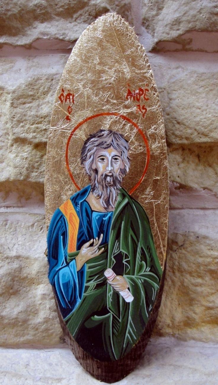 """Icoana """"Sfantul Apostol Andrei"""""""