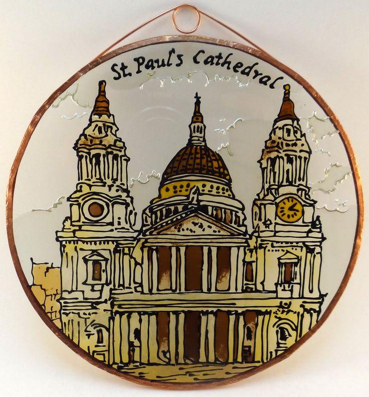 Londoni bemutatkozásra készültünk. Westminster Abbey Grafika: Navratil Zsuzsa Üvegre kivitelezte: Kőrösi Andrea