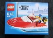 Lego City Flitzer Boot