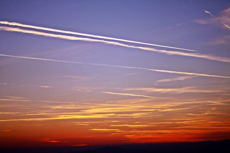 #Romania #sunset #campulung #rotravel #travel #traveling #landscape #sun #light
