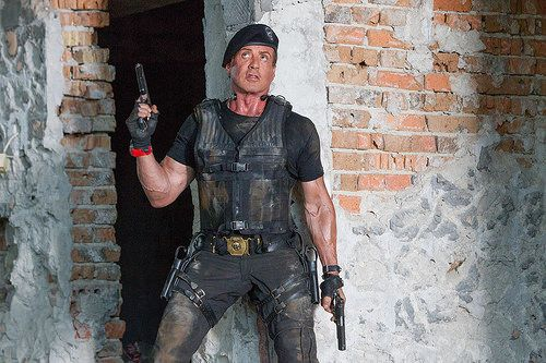 BRAY_20130903_EXP3_7921.dng   Barney, Christmas, and the rest of the team come face-to-face with Conrad Stonebanks, whose mission is to end The Expendables.  - http://theexpendables3film.com/